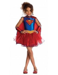 Kinder Supergirl Kostüm Halloween Superhelden Kostüme