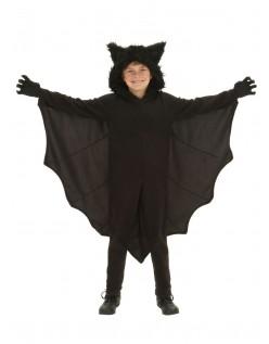 Jungen Halloween Fleece Fledermaus Kostüm für Kinder