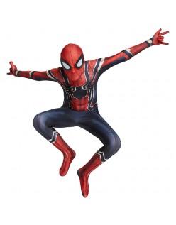 Avengers 3 Homecoming Sipiderman Kostüm Für Kinder