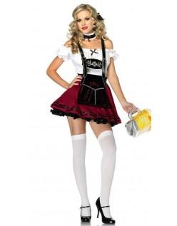 Knackig Dirndl Oktoberfest Kleidung Damen