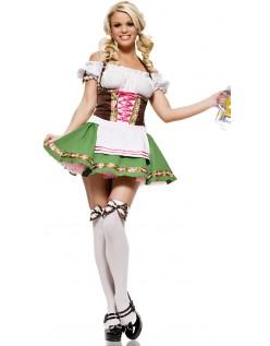 Bayern Lissy Oktoberfest Kleidung Damen