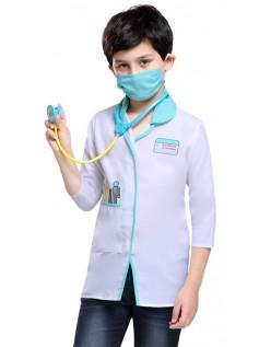 Arzt Kostüm für Kinder Krankenschwester Kostüm