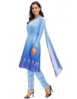 Frozen 2 Prinzessin Elsa Kostüm Für Erwachsene