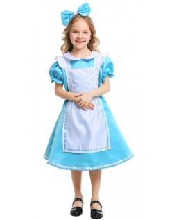 Kinder Alice Kostüm Alice im Wunderland Kostüme
