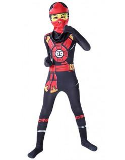 Junge Ninjago Partei Kostüm Halloween Ninja Kostüme für Kinder