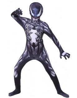 Venom Symbiote Spiderman Kostüm Kinder Erwachsene Halloween Superhelden Kostüme