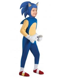 Kinder Sonic Kostüm Halloween Kinderkostüm