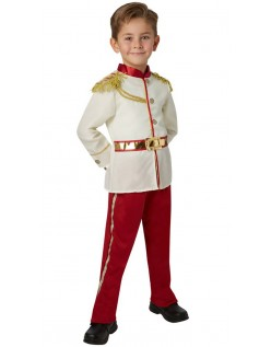 König Kinderkostüm Mittelalter Prinz Kostüm für Kinder