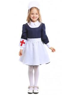 super süße Mädchen Arzt Krankenschwester Kostüm