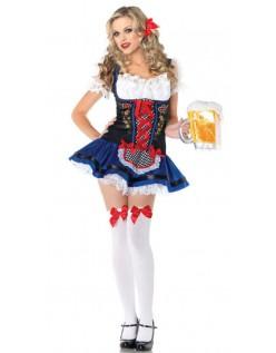 Sexy Flirty Oktoberfest Kleidung Frauen