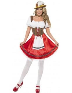 Heidi Kleid Oktoberfest Kleidung für Damen
