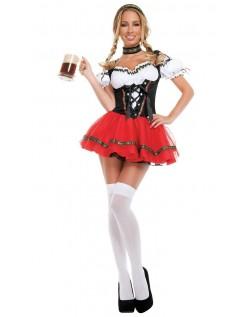 Sexy Frisky Dirndl Oktoberfest Kleidung