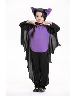 Cooles Halloween Fledermaus Kostüm für Kinder