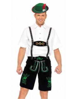 Bayern Oktoberfest Lederhose Kleidung Herren