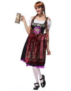 Sweetie Oktoberfest Trachtenkleid Damen