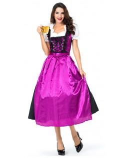 Trachtenkleid Bayern Oktoberfest Kleidung für Damen