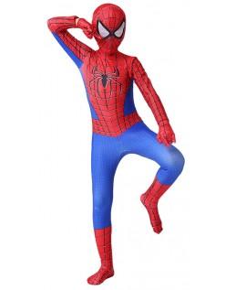 The Amazing Spiderman Kostüm Für Kinder Rot Superhelden Kostüme