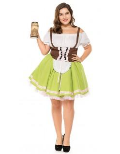 Oktoberfest Kleider Große Größen Damen Trachtenmode