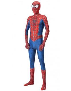 Klassische Raimi Spiderman Kostüm Erwachsene Kinder Halloween Kostüme