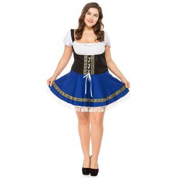Hot Oktoberfest Kleidung Große Größen Für Damen